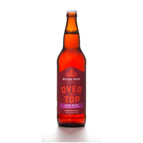 Over The Top Sour Cranberry Wheat